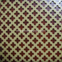 Profil Lubang Perforated Sheets Metal